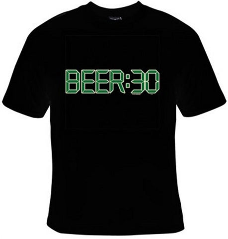 Beer: 30 T-Shirt Men's - Life Rush Apparel