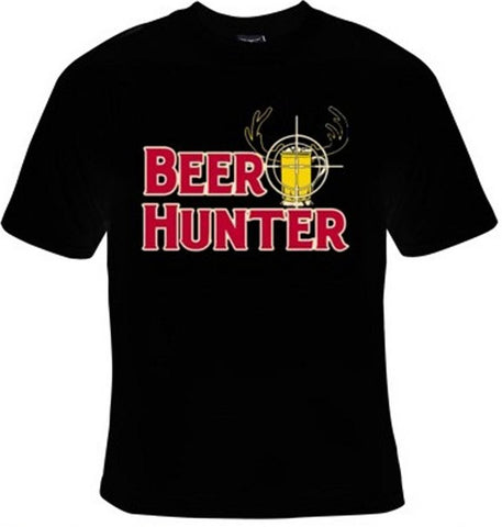 Beer Hunter Animal T-Shirt Men's - Life Rush Apparel