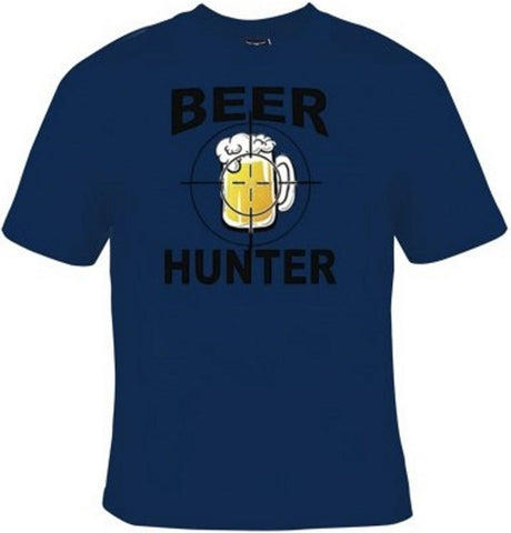 Beer Hunting T-Shirt Men's - Life Rush Apparel