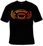 Browns Brewing Company Football T-Shirt Men's - Life Rush Apparel