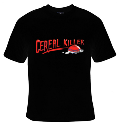 Cereal Killer T-Shirt Women's - Life Rush Apparel