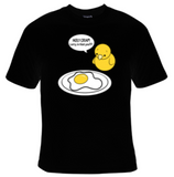 Chick Egg T-Shirt Men's - Life Rush Apparel