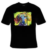 Dachsund Neon T-Shirt Women's - Life Rush Apparel