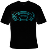 Dolphins Brewing Company Football T-Shirt Women's - Life Rush Apparel