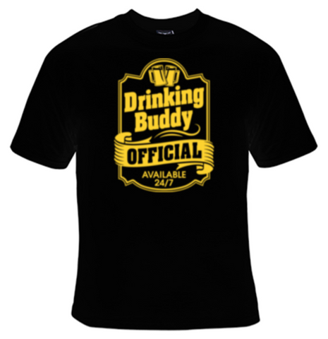Drinking Buddy T-Shirt Women's - Life Rush Apparel