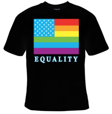 Equality T-Shirt Women's - Life Rush Apparel