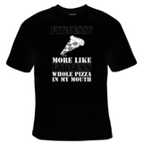 Fitness Pizza T-Shirt Women's - Life Rush Apparel