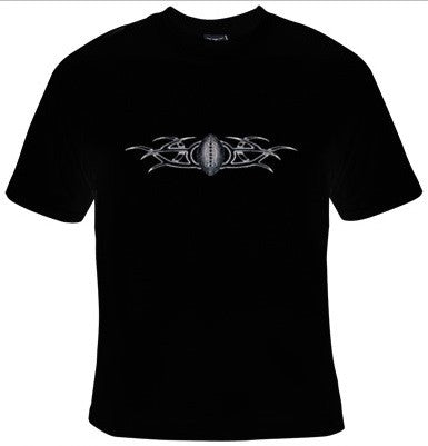 Tribal Football T-Shirt Men's - Life Rush Apparel