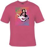 Jimi Hendrix Live One Night Only T-Shirt Women's - Life Rush Apparel