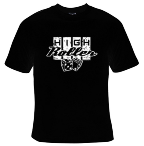 High Roller T-Shirt Women's - Life Rush Apparel