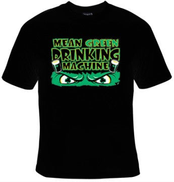 Mean Green Drinking Machine T-Shirt Men's - Life Rush Apparel