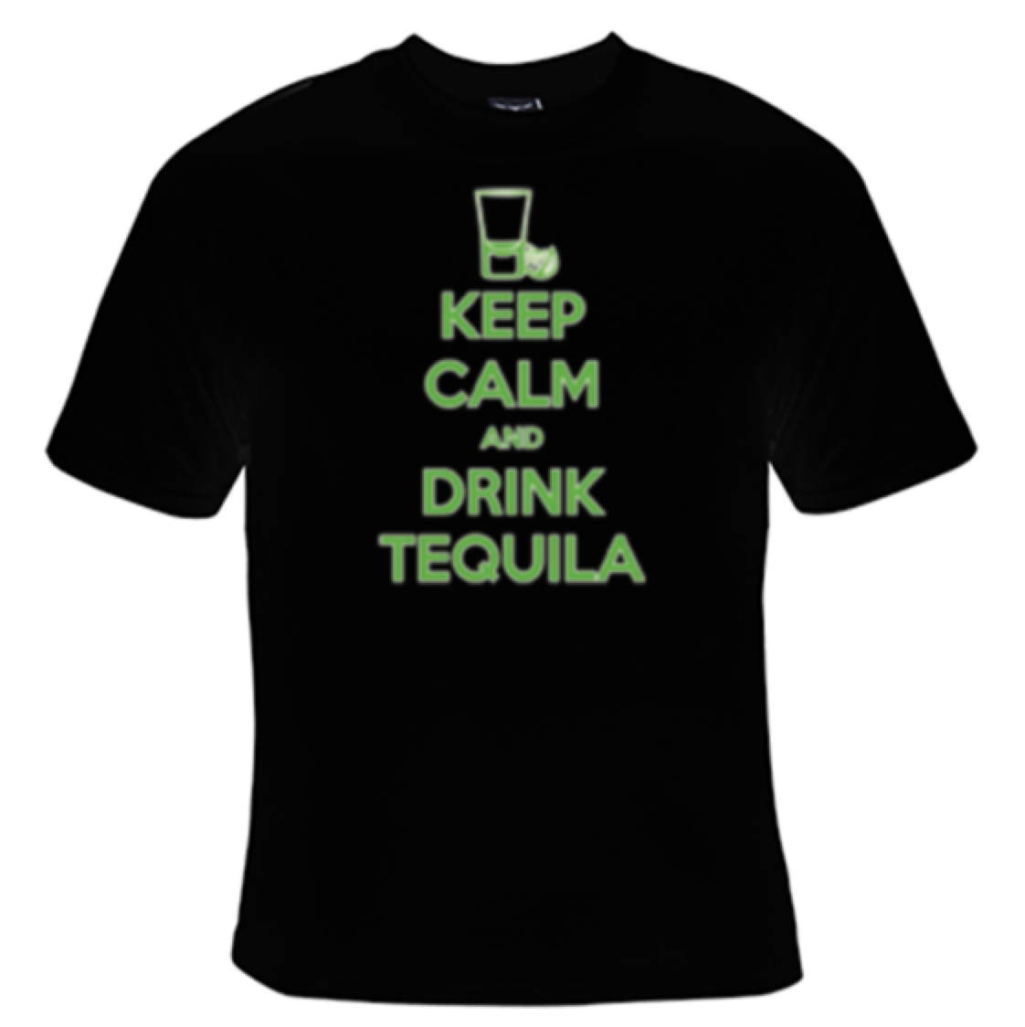 Keep Calm And Drink Tequila T-Shirt Men's - Life Rush Apparel
