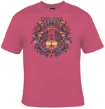 Lion Mosaic T-Shirt Women's - Life Rush Apparel