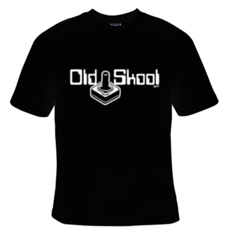 Old Skool Joystick T-Shirt Men's - Life Rush Apparel