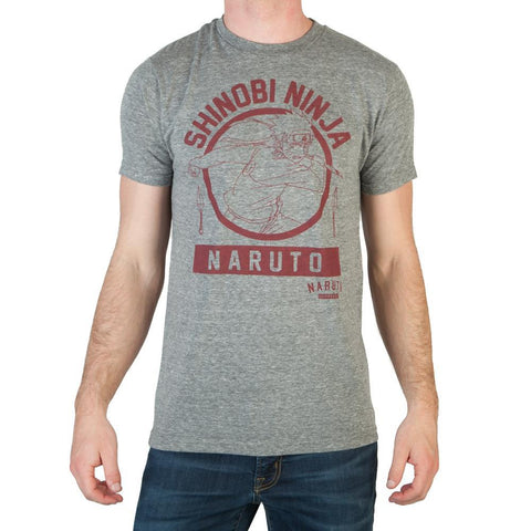 Naruot Shinobi Ninja Triblend T-Shirt - Life Rush Apparel