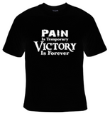 Victory Is Forever T-Shirt Men's - Life Rush Apparel