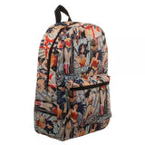DC Comics Wonder Woman AOP Backpack - Life Rush Apparel