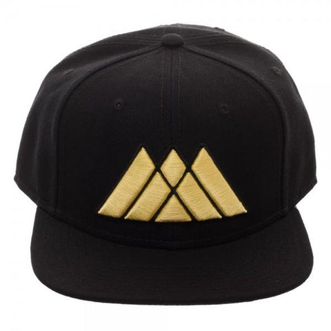 Destiny 2 Warlock Black Snapback - Life Rush Apparel