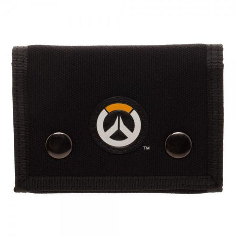 Overwatch Fabric Trifold Wallet - Life Rush Apparel