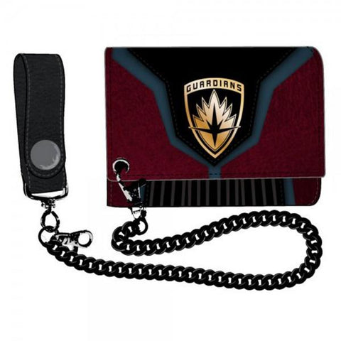 Guardians of the Galaxy Chain Wallet - Life Rush Apparel