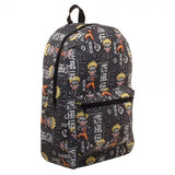 Naruto Sublimated Backpack - Life Rush Apparel