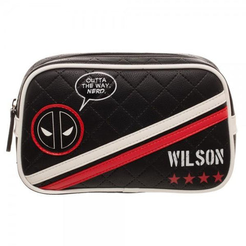 Deadpool Makeup Bag - Life Rush Apparel