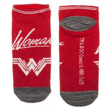 Wonder Woman Ankle Socks 3 Pack - Life Rush Apparel