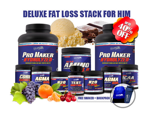DELUXE FAT LOSS STACK FOR HIM