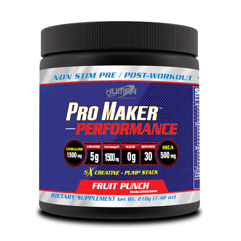 PRO MAKER™  PERFORMANCE - 5 CREATINE BLEND