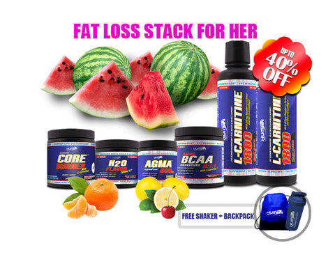 FAT BURNER STACK FOR HER