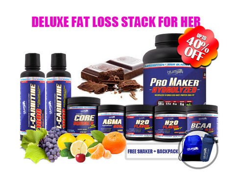 DELUXE FAT BURNER STACK FOR HER