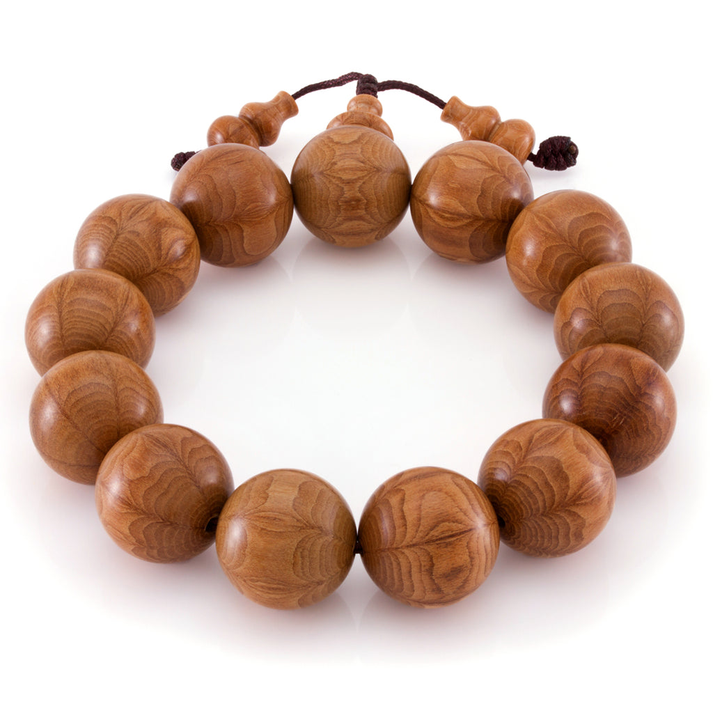 The Natural Wood Beads