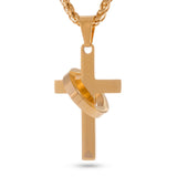 The .925 Sterling Silver Cross of Commitment