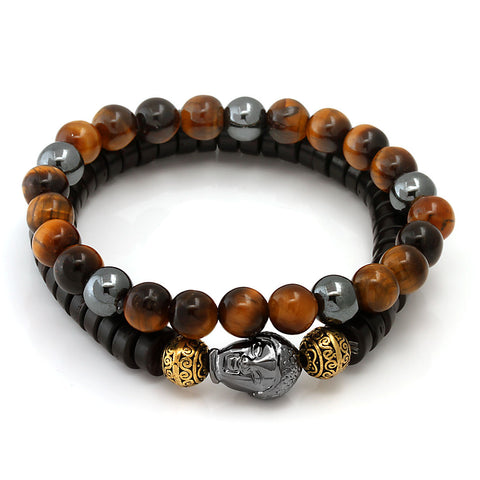 Auspicious Buddha Set from Marz