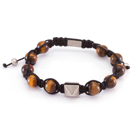 The Pointed Tiger Eye Band