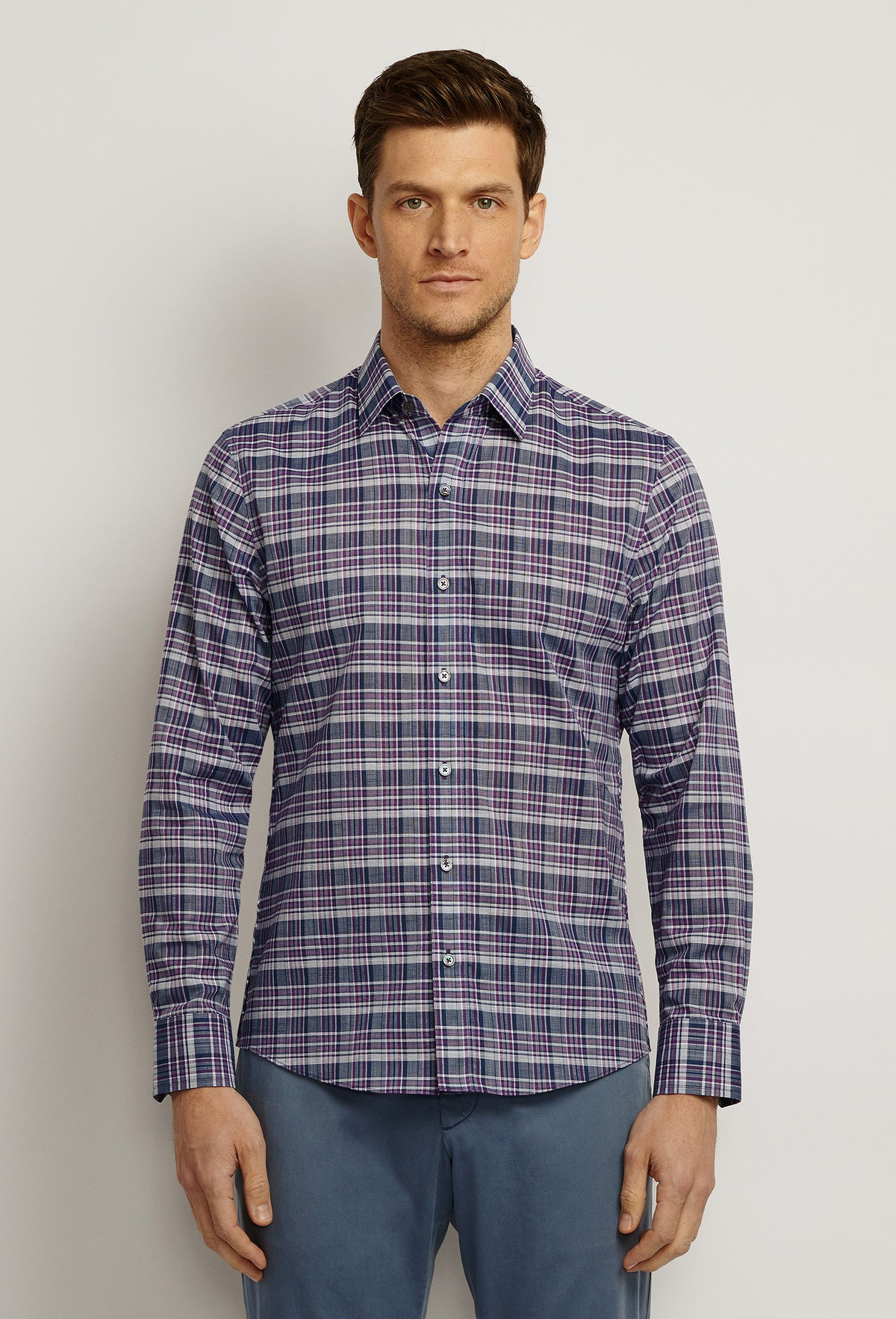 ZACHARY-PRELL-Caro-ShirtsModern-Menswear-New-Dress-Code
