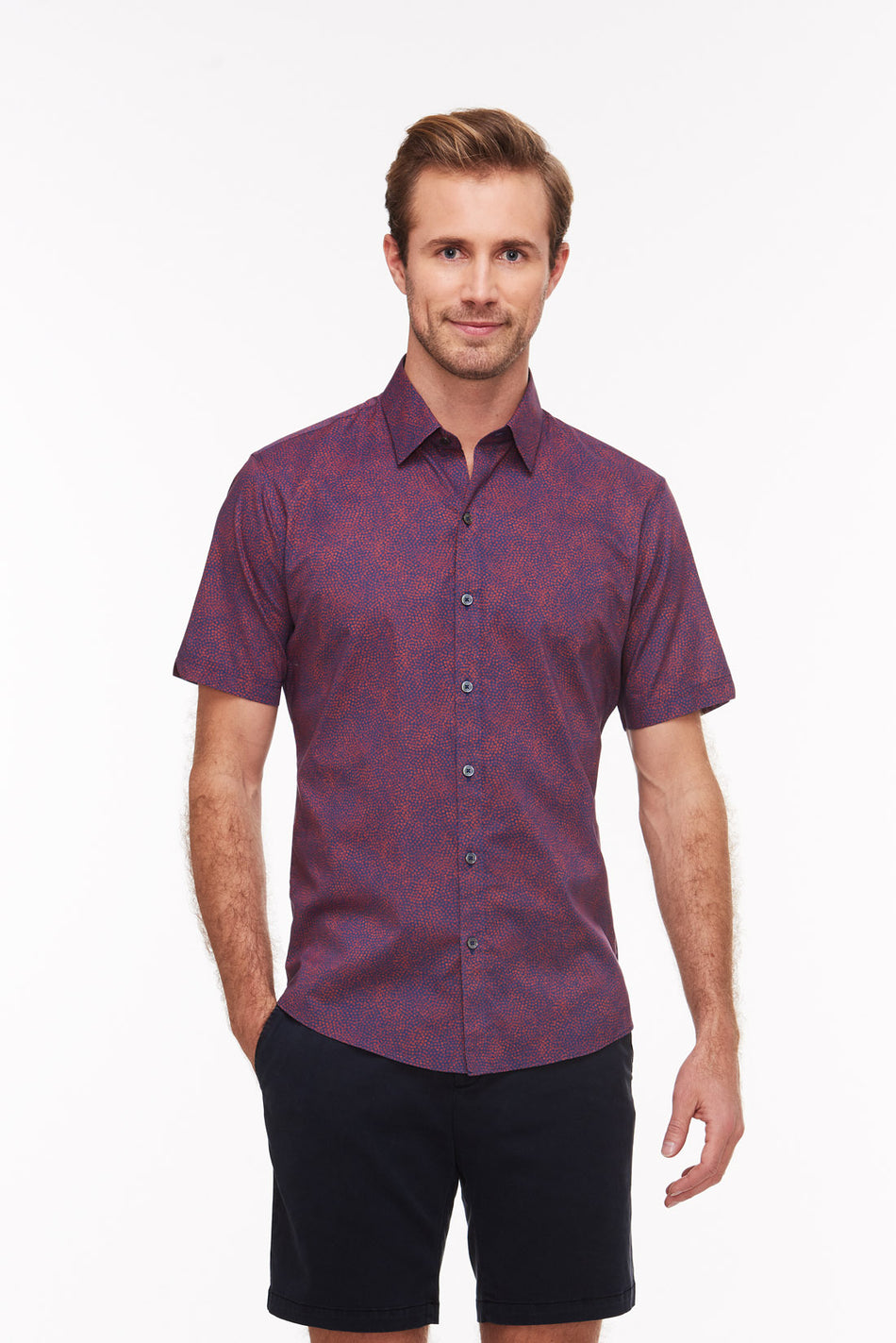 Siguenza Short Sleeve | Zachary Prell