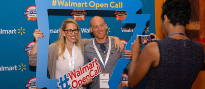 More on WalMart's 6th Annual Open Call Event!