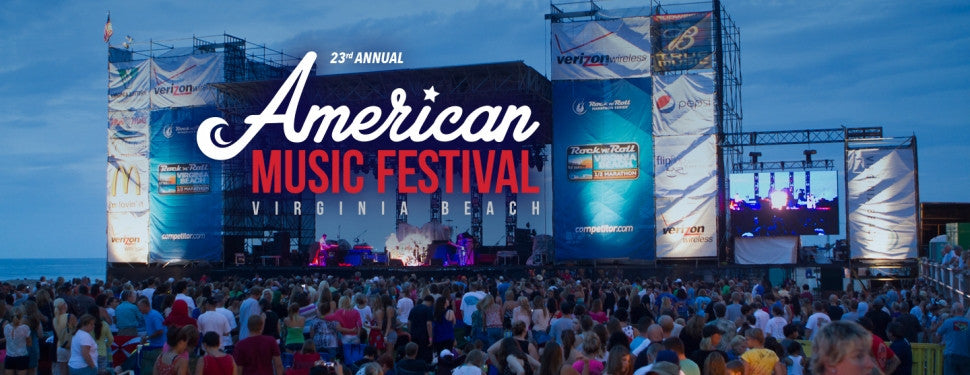 American Music Festival at the Oceanfront