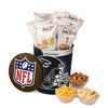 Atlanta Falcons Popcorn Tin | Three Gallon Gift Tin with 8 Flavors