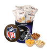Baltimore Ravens Popcorn Tin | Three Gallon Gift Tin with 8 Flavors