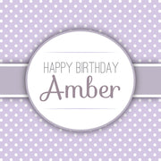 Birthday Label 1