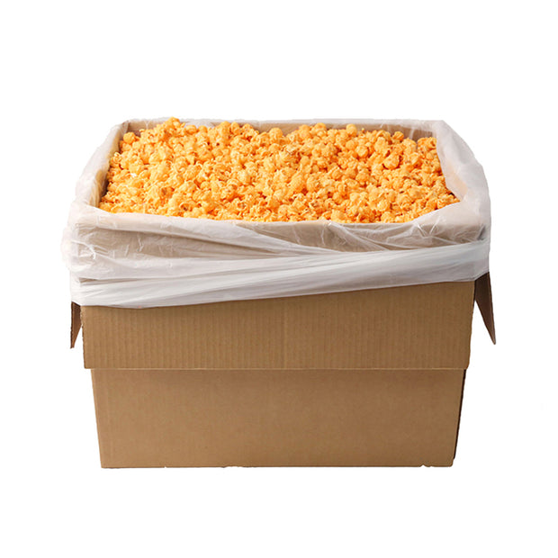 Nacho Cheese Bulk Popcorn Box