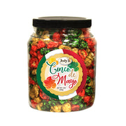 Cinco De Mayo Candy Corn Popcorn Jars