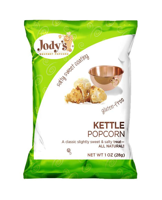 Kettle Corn Snacking Bags