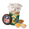 Green Bay Packers Popcorn Tin | Three Gallon Gift Tin with 8 Flavors