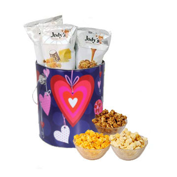 Jody's Heart Gift Tin | 1 Gallon