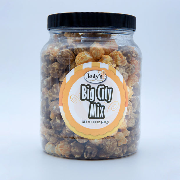 Big City Mix Jars
