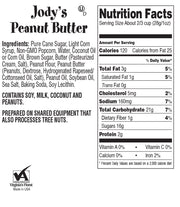 Peanut Butter Popcorn Party Tub