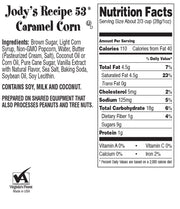 Recipe 53 Caramel Corn Party Tub